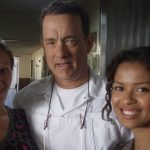 Spanish dialect coaching on the set of Larry Crown with Tom Hanks